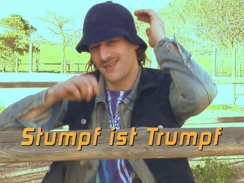 Dendemann: Stumpf Is Trumpf 3.0
