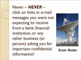 Email Spam Protection – Tip #5: Don't Get Hooked By Phishing