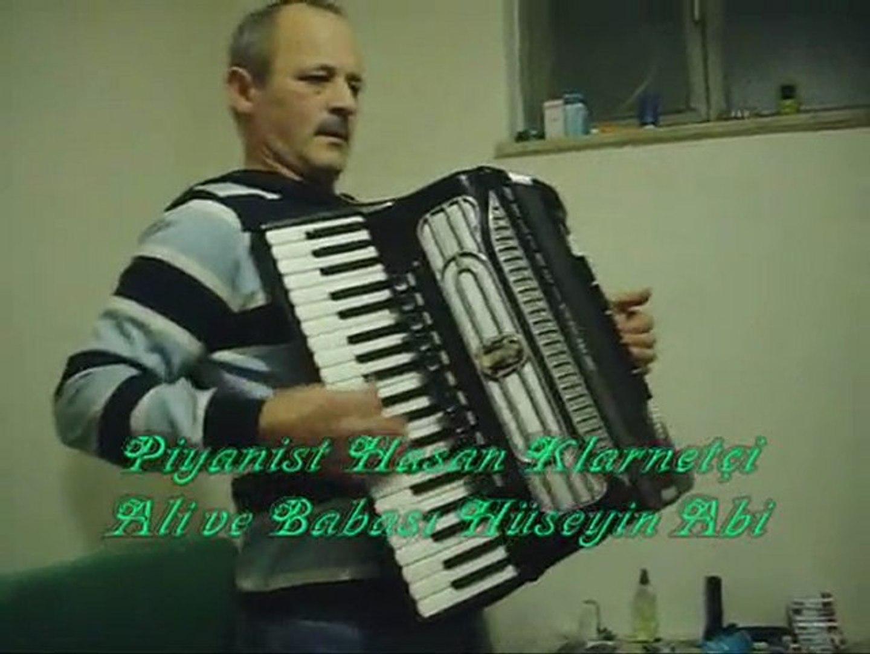 Piyanist Hasan Klarnetçi Ali ve Babası Hüseyin Abi