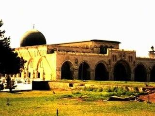 Aidez la mosquée Al-Aqsa