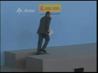 El Rey baila 'Paquito el Chocolatero'