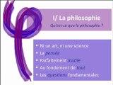 Cours de Philo : La Philosophie (p1)