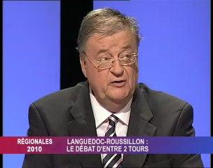 Debat de l'entre deux tours des regionales 2010