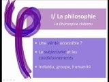Cours de Philo : La Philosophie (p3)