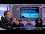 Reportage Unis-Cité Poitiers C Politique F5 + itw M Hirsch