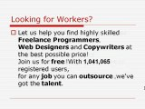Freelance jobs Jobs that Work for College Students