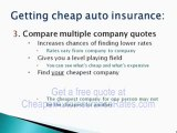 (Allstate Auto Insurance) Finding The CHEAPEST Car Insurance
