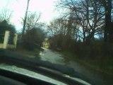 rallye de la fougere 2010  xavier ducos es 8