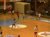 16eme de finale coupe d'europe 2010 le hac handball feminin