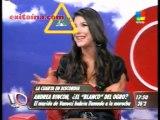 Andrea Rincon en Intrusos