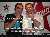 Canular Téléphonique Le Coup de Bourg : Arnaud Montebourg piégé par Olivier Bourg sur Virgin Radio