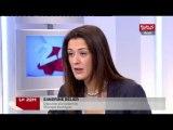Les nanotechnologies sur Public Sénat avec Sandrine Belier