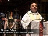 Homélie du Père Sébastien Dubois