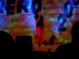 """Actuación directo de Carlota (Voz en directo) - """"Lo que soy"""""""