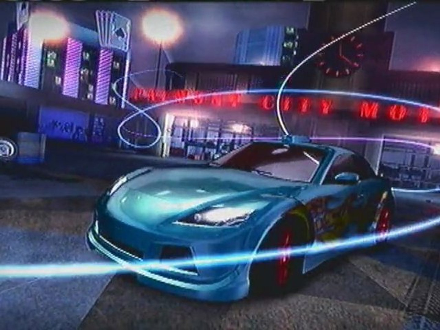 need for speed carbon wii review