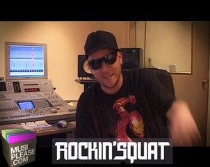 COMING SOON : ROCKIN' SQUAT dans MusiK Please