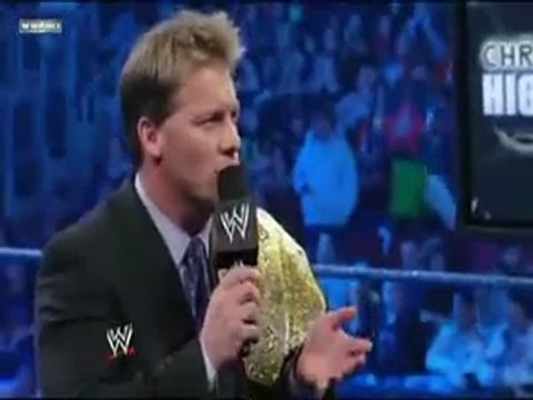 Chris Jerichos Highlight Reel With Edge 3/12/10 Part 1
