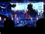 Star Wars in concert - Bercy 2010 - Dark Vador