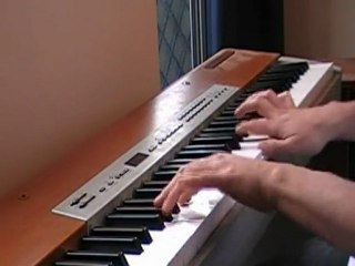 Coldplay Clocks Piano