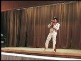 Elvis show from Hungarian Elvis imitator - Jailhouse rock