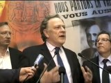 La victoire du PS dans le Nord-Pas de Calais