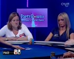 Party Poker - Women World Open I 2007 E07 Final table Pt01