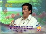 Give Us This Day with Sen. Vicente 'Tito' Sotto