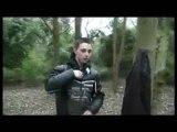 Video de combat chorégraphe de l'équipe
