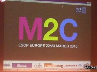Marketing 2.0 conference: Billboard intro