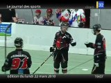 Troyes s'incline contre Paris (Roller-hockey N1)