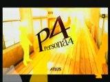 Persona 4 (PS2) intro