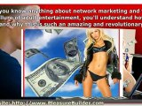 MLM Opportunity for Making Money In Adult Entertainment