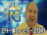 RussellGrant.com Video Horoscope Aries March Wednesday 24th