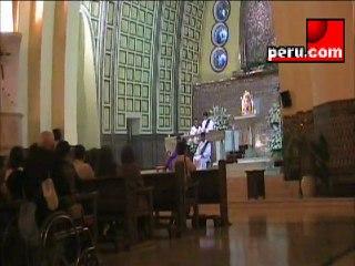 Misa de Avaro Ugaz