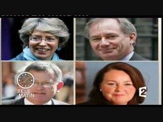 Politiques pourris, gauche anglaise