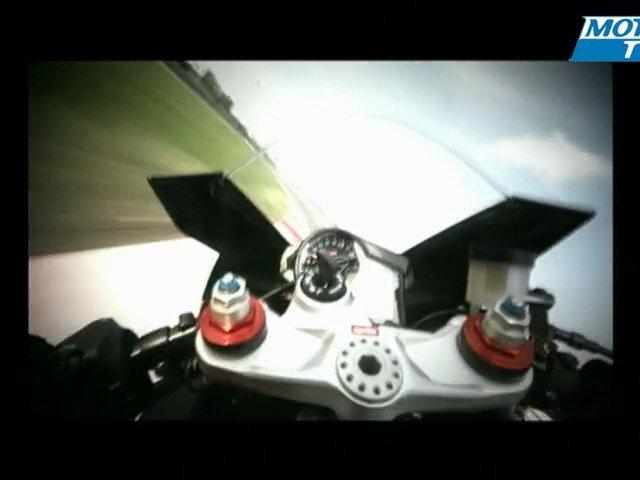 Essai moto APRILIA RSV4R