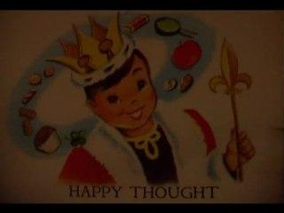 Le Prince Miiaou - Clip Happy Thought