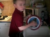 mattéo fait la vaisselle 2