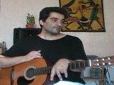 Cours de guitare Une façon de jouer I shot the Sherif à la guitare sèche
