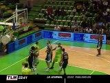 Basket Coupe de France : L'ASVEL éliminé par Gravelines