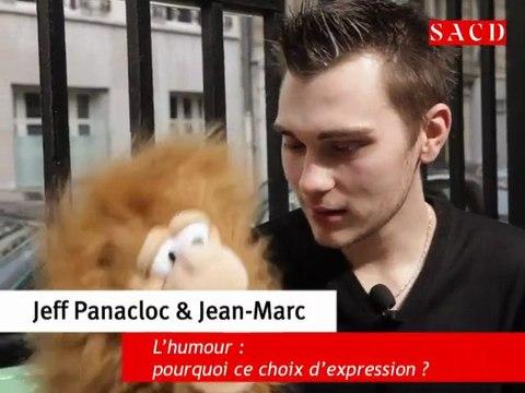 Jeff Panacloc et Jean-Marc