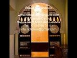 grossiste Artisanat marocain, meuble oriental, meuble maroc