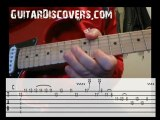 Blues Guitar Lick #3 with TABS!