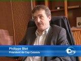 Calaisis TV: Greve à cap calaisis
