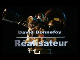 BANDE DEMO DAVID BONNEFOY