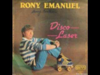RONY EMANUEL - DISCO LASER