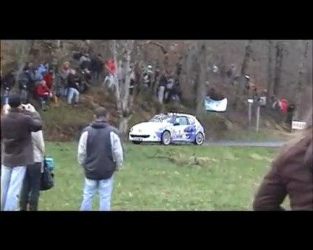 [Rallye de Marcillac] Résumé de course