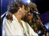 Tina Turner, Keith Richards & Clapton - Keep On Knocking