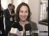 Ségolène Royal à Essaouira au Maroc [28/03/2010]