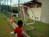 STAGE DE PAQUES FOOTBALL 2 eme JOUR